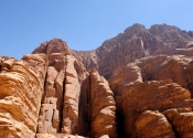 Barrah Canyon - Wadi Rum
