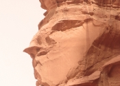 Face Rock - Wadi Rum