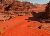 Red Sand Dunes - Jeep tour