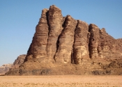 7 Pillars of Wisdom - Wadi Rum